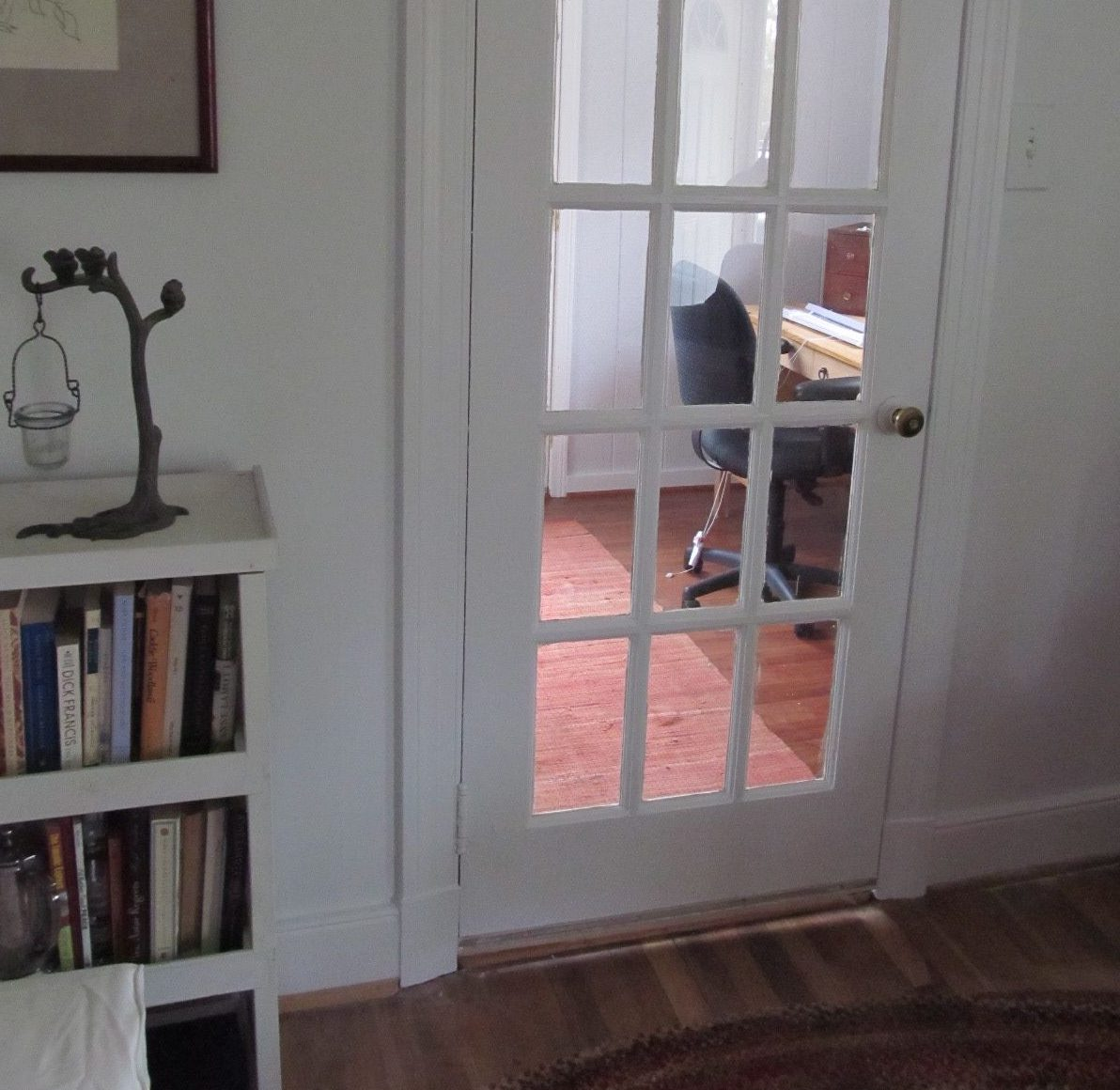 Door to Writer's Room