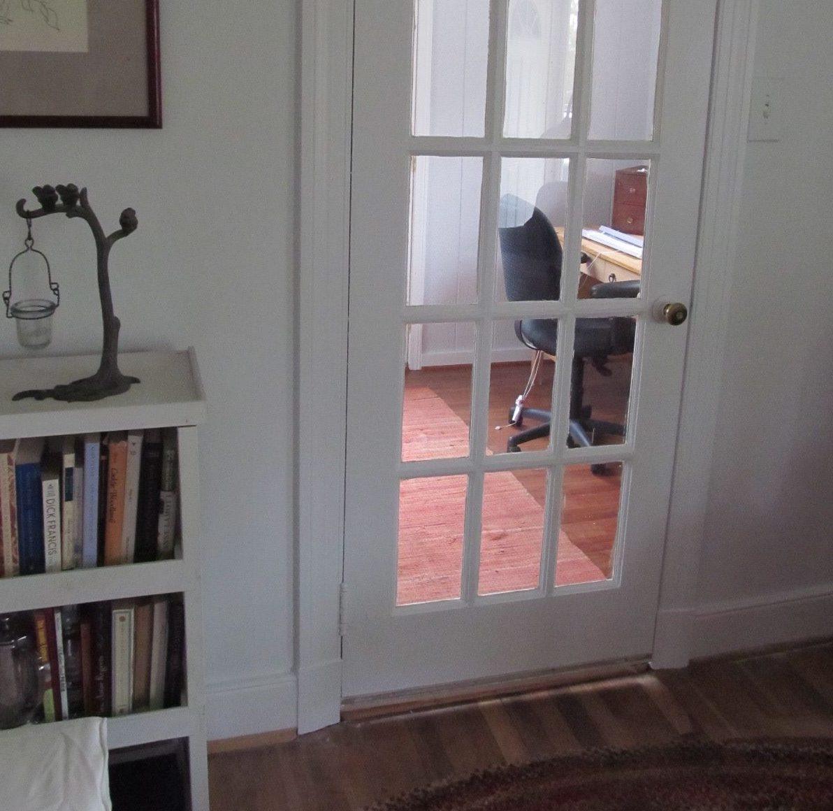 Door to Writer's Room